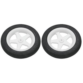 "Du-Bro 1.23"" Micro Sport Wheels Cat 123MS"