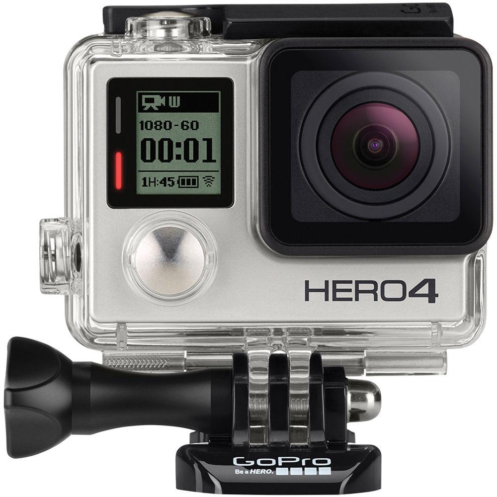 GoPro Hero 4+ Silver