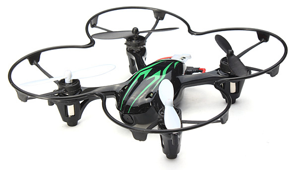 RC Quadcopter H108C X6 with camera
