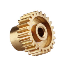 HSP 11153 Motor Pinion Gear 23T Brass For 1/10