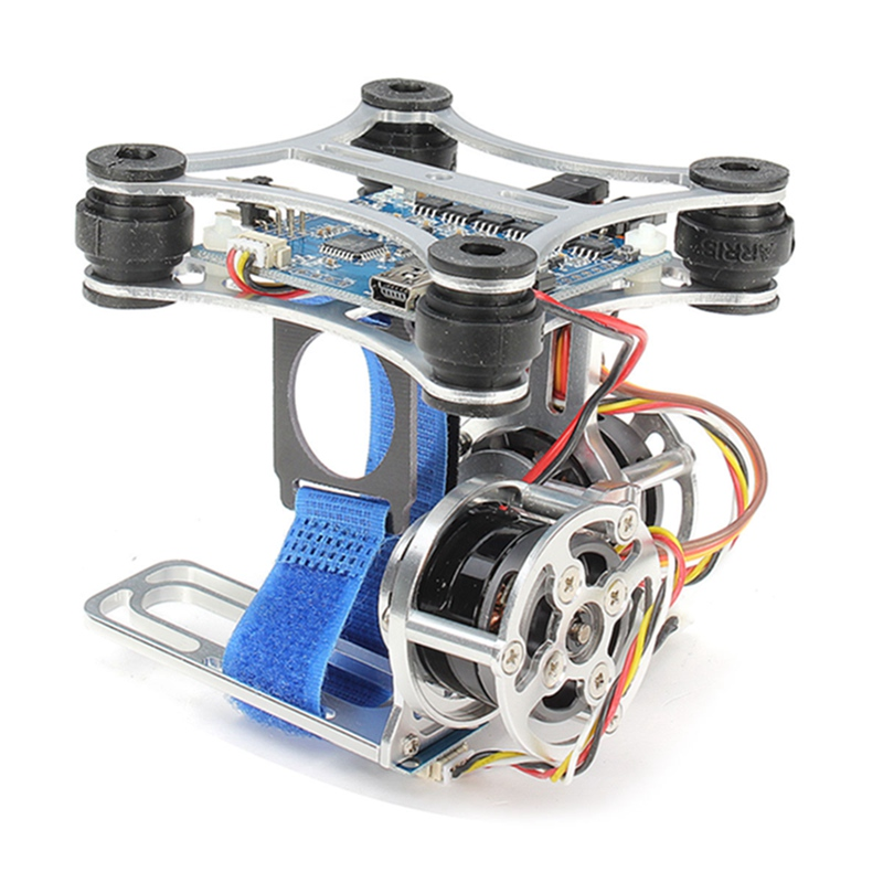 Eachine 2-Axis Brushless Gimbal w/motors and controller