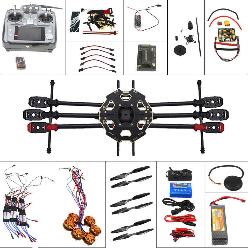 RTF Multicopter Hexacopter Tarot 680PRO