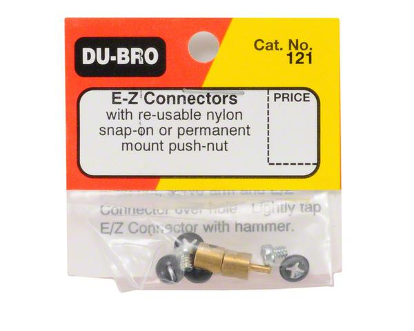 Du-Bro E-Z Connectors Cat 121