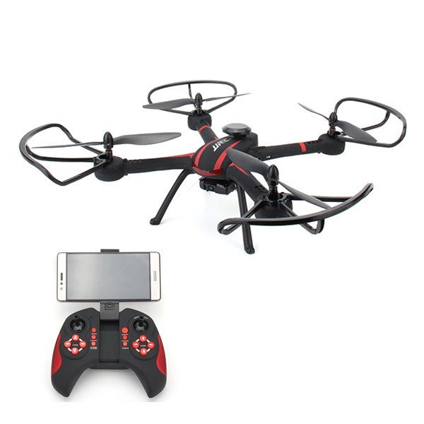 JJRC H11WH 2.4G 4CH 6-axis Gyro 2.0MP HD Camera WiFi FPV RC Quad