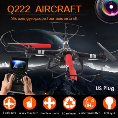 WLToys Q222 Quadcopter with FPV LCD and camera