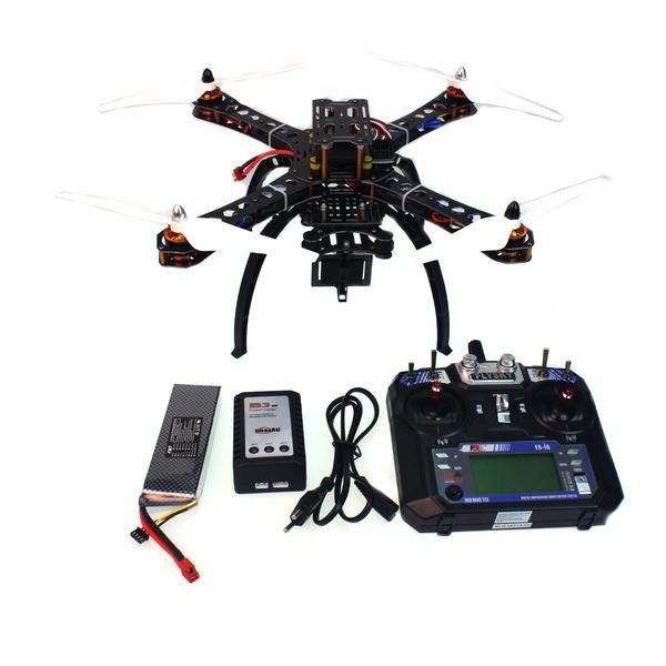 RTF Quadcopter 400 class with APM2.8 Flight Control